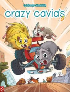 Cover Crazy Cavia's