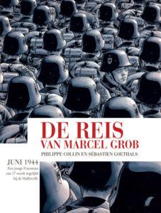 Cover van de reis van Marcel Grob