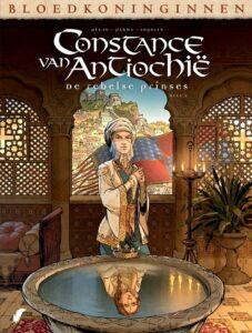 Cover van Constance van Antiochië