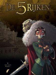Cover van de 5 Rijken