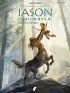 Cover van Iason