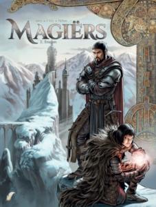 cover van Magiërs 2