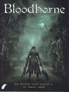 cover van Bloodborne