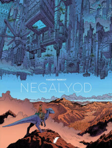 cover van Negalyod