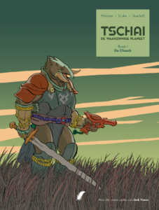 cover Tschai 1