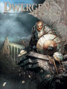 Cover van Dwergen 10 - Abokar van het Schild