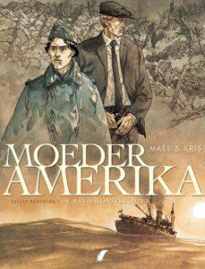 moeder amerika - daedalus