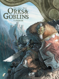 Orks & Goblins 9 - cover