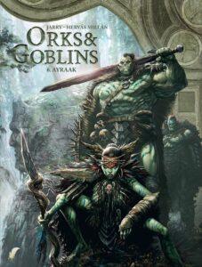 cover van Orks & Goblins 6