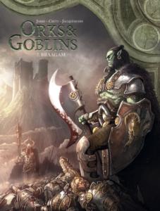 Cover van Orks&Goblins 7