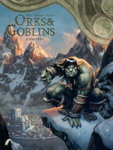 Cover van Orks&Goblins 8