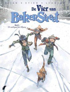 vier van baker street - daedalus