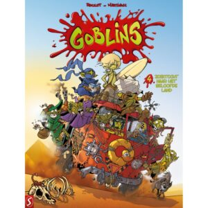 Goblins 4 cover