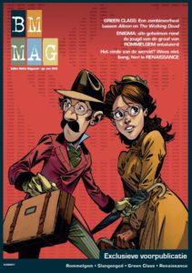 Cover van BM Mag 25