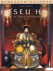 cover van Tseu Hi 2