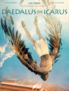 Cover van Daedalus & Icarus