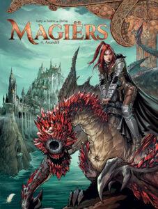 Magiërs 4 - cover