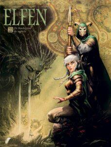 Cover van Elfen 22