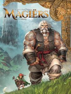 Cover van Magiërs 1
