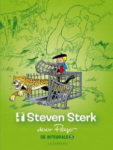 cover van Steven Sterk Integrale
