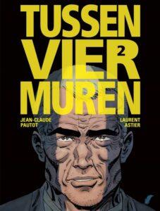 Cover van Tussen vier muren 2